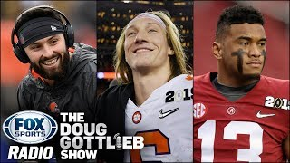 Doug Gottlieb on the Expectations of Baker Mayfield and College Football