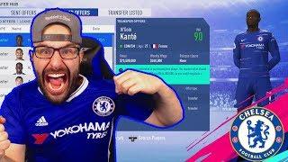 OMG I GOT SO MANY INSANE OFFERS!! FIFA 19 Career Mode Chelsea