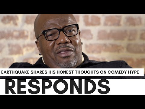 """Earthquake Confronts Comedy Hype Over Ex-Wife: """"I Knew Eventually Me And You Would Talk"""""""