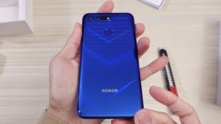 Huawei Honor V20 - Unboxing!