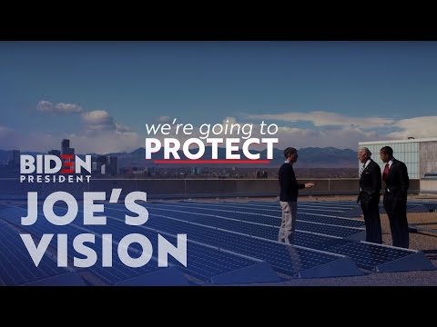 Biden on Climate Crisis