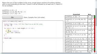 Coding Bat sum67 Videos - Playxem com