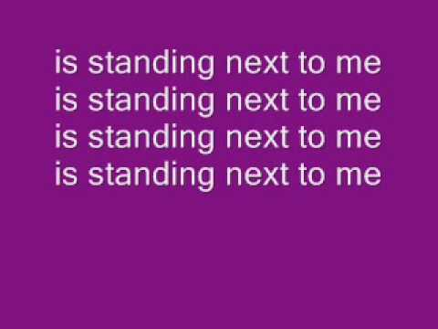 The Last Shadow Puppets - Standing Next to me Lyrics