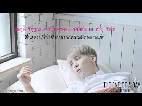 [Thai Sub] End of a Day (하루의 끝) - Jonghyun