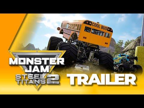 Monster Jam - Steel Titans 2 (PC)