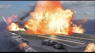 Video  Đại chiến Trung Nhật giả định, Liêu Ninh thành biển lửa