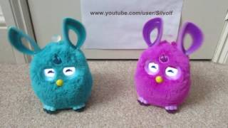 Furby Connect Conversation 1
