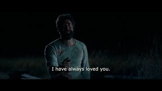 A Quiet Place - Lee Abbott's (Father) Death Scene [HD]