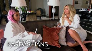 "KUWTK | Kim Kardashian to Sisters ""You Look Like F--king Clowns!"" 
