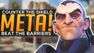 Overwatch: How to Counter Sigma Meta! - Beat Double Barrier!