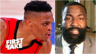 The Rockets are the biggest threat to the Lakers and Clippers - Kendrick Perkins | First Take