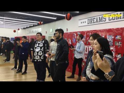 SMT Seoul, SMTOWN Coex Artium, Dance Lessons By SMTOWN (Korea Joa 2016 D-6)