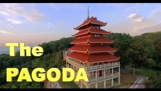 AMAZING Pagoda in Reading Pennsylvania