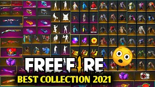 FREE FIRE BEST COLLECTION 2021|HELPING GAMER BEST FREE FIRE COLLECTION|free fire