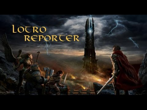 LOTRO Reporter Episode 311 - Wardens Dance Backwards