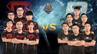GAMETV VS PROARMY  [Chung Kết] [Ván 1][05.11.2017]