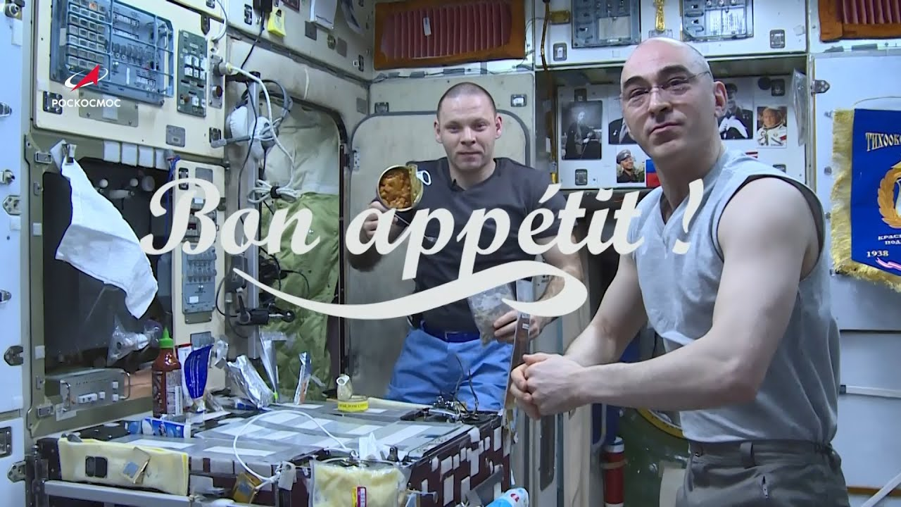 Космическая диета, или «Что на самом деле едят космонавты»
