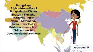 Ang Kontinente ng Asya Videos - MP3HAYNHAT COM