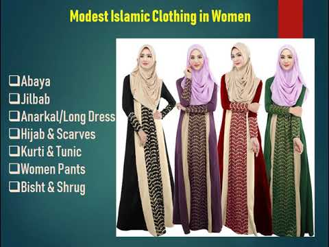 Modest Islamic Clothing Online Store for Women in USA, UK, Australia