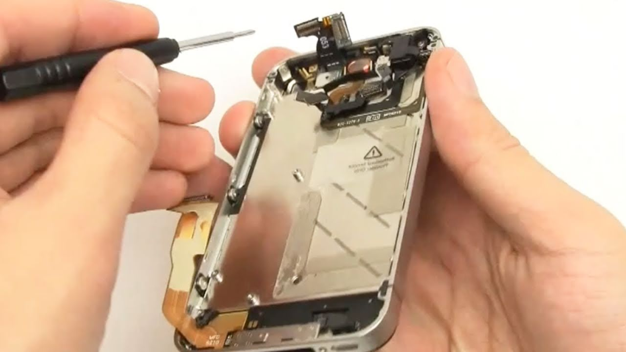 how to change iphone 4 screen how to replace verizon iphone 4 screen directfix 18620