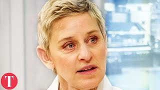 Reasons Why Ellen DeGeneres Is Difficult To Work With