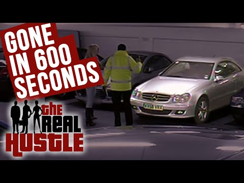Gone in 600 Seconds - The Real Hustle