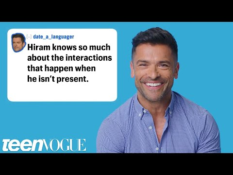 Riverdale's Mark Consuelos Reacts to Riverdale Fan Theories   Teen Vogue