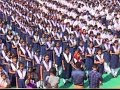 25,000 students sing Vande Mataram to motivate soldiers on..