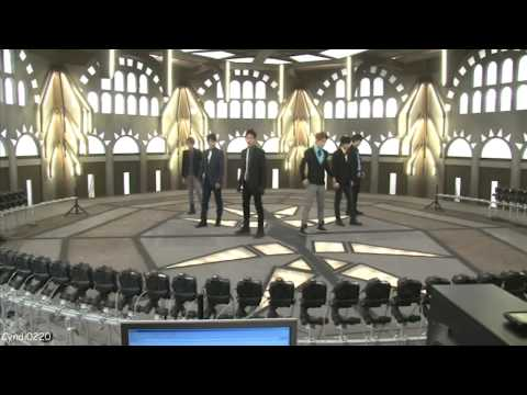 [ENG] All About Super Junior DVD - 太完美 (Perfection) MV Making