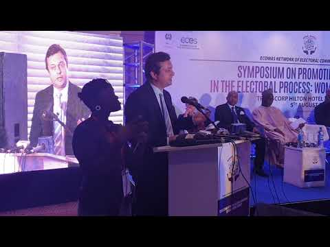 Ketil Karlsen, EU Ambassador to Nigeria & Ecowas' Goodwill Message