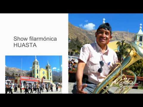 SHOW FILARMONICA HUASTA - PRIMICIA 2017 (TEMA VETE YA ) D.R