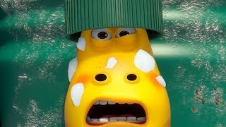 LARVA - SNOWBALL OF DUTY | Larva 2018 | Cartoons For Children | LARVA Official