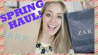 Fleur DeForce – Spring Clothing Haul: Primark, ASOS & Zara!