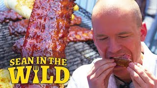 Sean Evans Samples America's Best Barbecue | Sean in the Wild