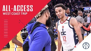 All-Access: Wizards West Coast Road Trip - February/March 2020