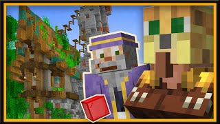 Hermitcraft S7 Episode 9:  Invasion Of The CAT VILLAGERS!