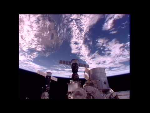 Orbital Debris Safely Passes ISS