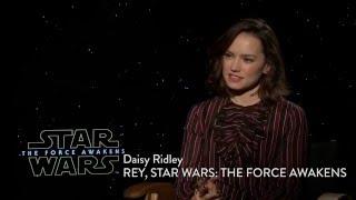 Meet Daisy Ridley, Star Wars The Force Awaken's Breakout Star | Star Wars: The Force Awakens