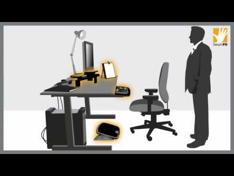 Kensington® SmartFit® System