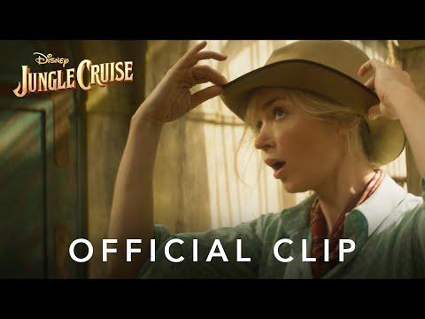 """""""Lily's Escape""""   Disney's Jungle Cruise   July 30"""