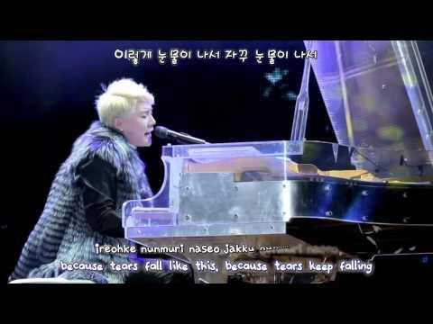 Xia Junsu 김준수 - Really 정말 + Talk [eng + rom + hangul + karaoke sub]