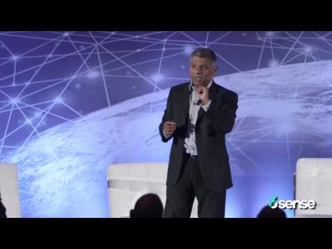 Cisco VP of Marketing Joseph Puthussery at the 2015 summit on predictive intelligence and demand generation.