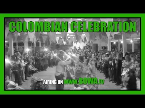 COLOMBIAN CELEBRATION! (Season 4, Episode 5)