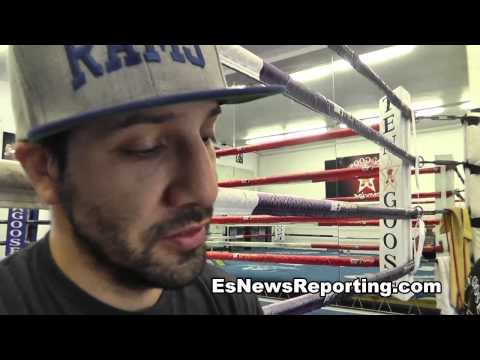 Boxing Trainer Looks Like Glass Joe From Mike Tyson Punchout - Smashpipe Sports