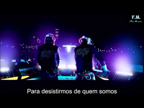 Baixar Daft Punk - Get Lucky -ft. Pharrell Williams - Legendado PT-BR]