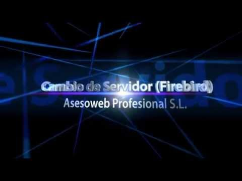 Cambio de Servidor (Firebird)