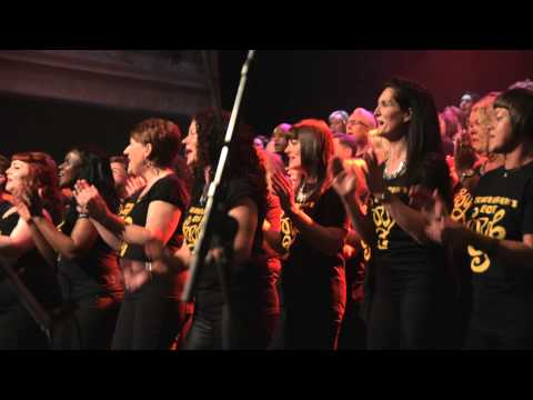 Back to Life - Soul II Soul cover by Edinburgh's Got Soul Choir - May 2015