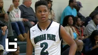 Memphis Commit Charlie Moore Scores 55 Points To Open Season!
