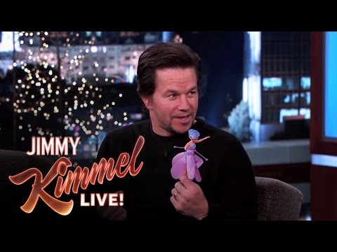 Mark Wahlberg On Jimmy Kimmel Live PART 1 - Smashpipe Comedy