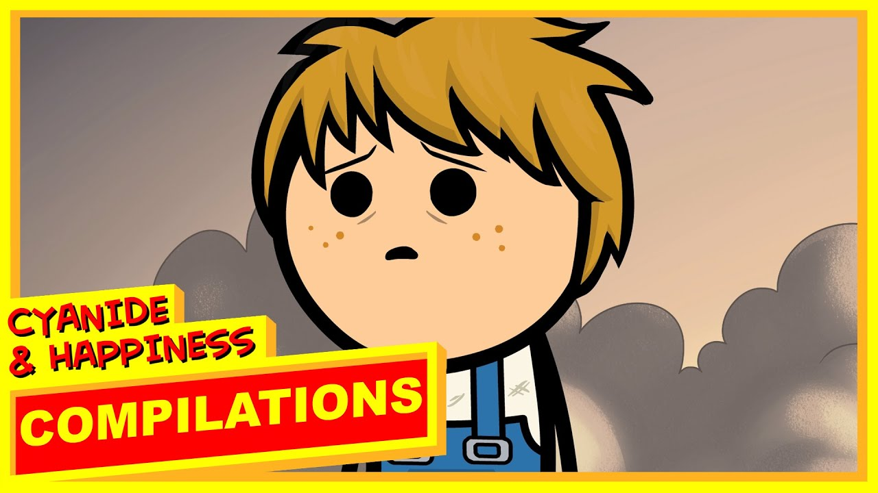 Cyanide & Happiness Compilation - #18